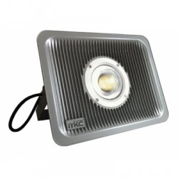 PROIETTORE LED 220V 80W 6000K IP65 SLIM MKC