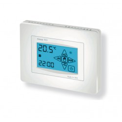 Cronotermostato touch screen GREEN 503 BIANCO GECA